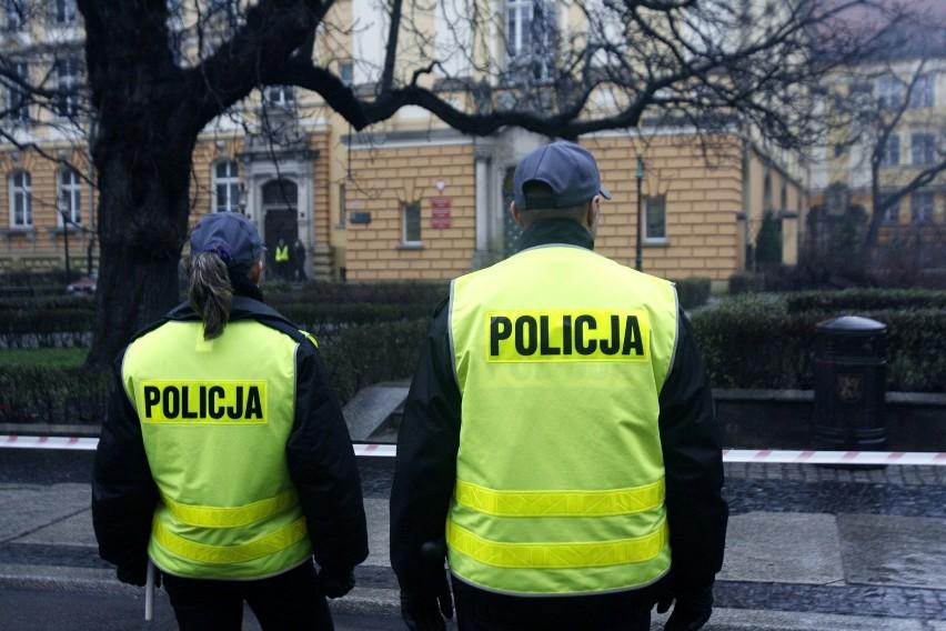 Nieletni został zatrzymany przez policję