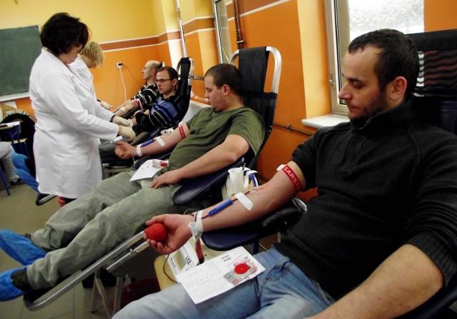 Krew nadzieją na życie