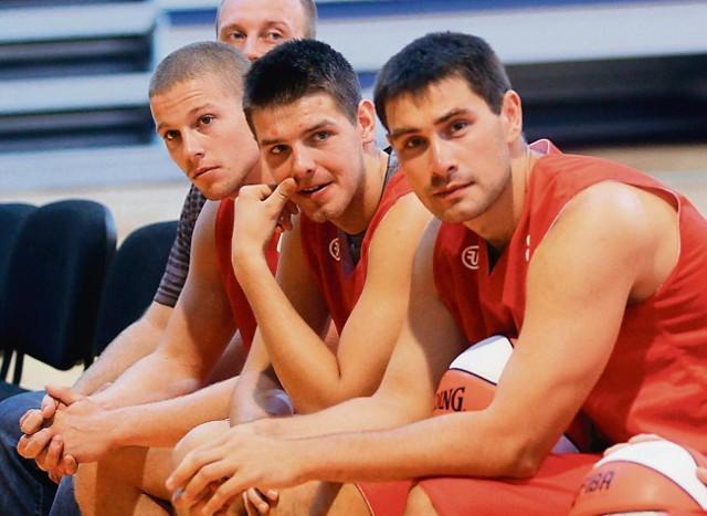 Koszykarze Trefla z nadzieją patrzą w przyszłośc