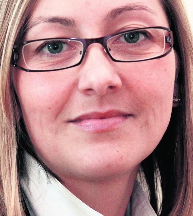 Katarzyna Moszczyńska, koordynator projektu Młodzi w Biznesie Agencji Rozwoju Pomorza SA.