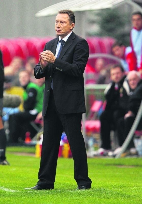 Ryszard Tarasiewicz był trenerem Śląska w sumie ponad pięć lat (2004-2006 i 2007-2010)