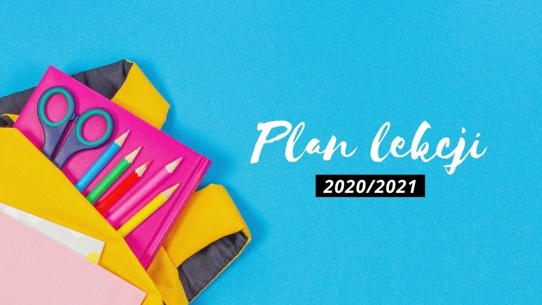 Plan lekcji DO DRUKU dla dzieci i młodzieży 2020/2021. Wzory planów lekcji do wypełnienia na komputerze w PDF i Word (.doc) POBIERZ | Stargard Nasze Miasto