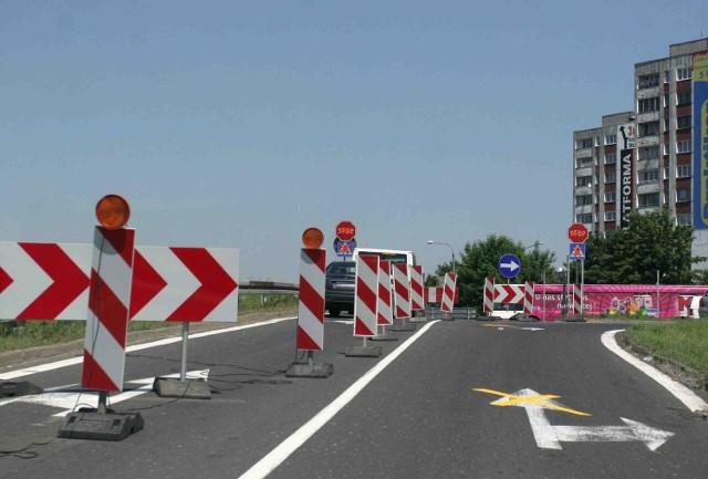 We wtorek rozpoczął się remont sosnowieckiego wiaduktu