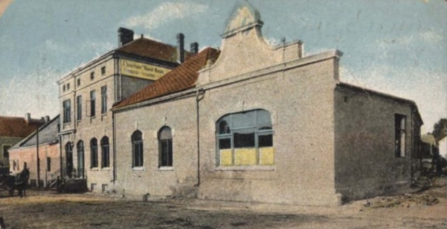Bliszczyce 1912