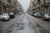 Łódzkie ulice wstydu. Stan tych ulic jest tragiczny. Są pełne dziur i jeździ się nimi koszmarnie ZDJĘCIA