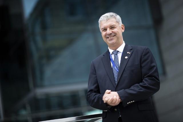 Tomasz Chamera został wybrany na kolejną kadencję jako prezes Polskiego Związku Żeglarskiego