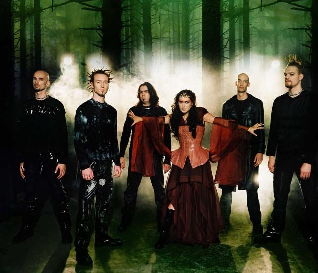 Within Temptation - jedna z zagranicznych gwiazd imprezy