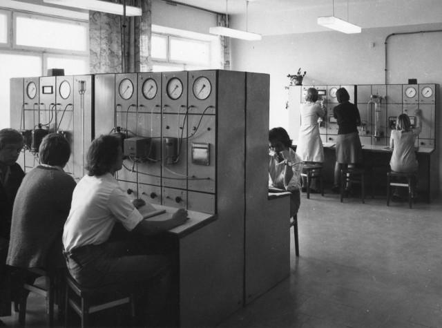 Laboratorium Wydziału Mechanicznego