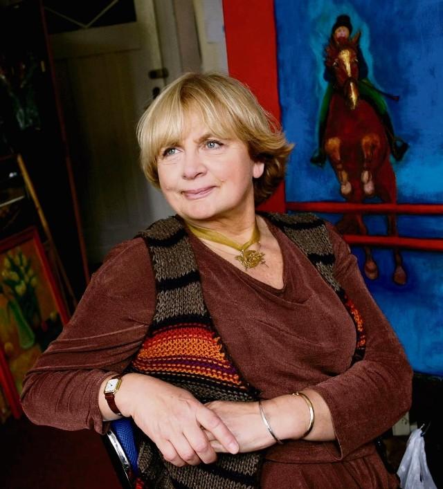 Roświta Stern  wspomina czasy świetności Domu Polskiego