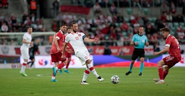 Polska - Rosja 1:1 (1:1)