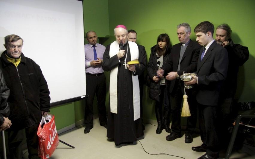 Otwarcie Centrum Wsparcia Dla Bezdomnych w Lublinie