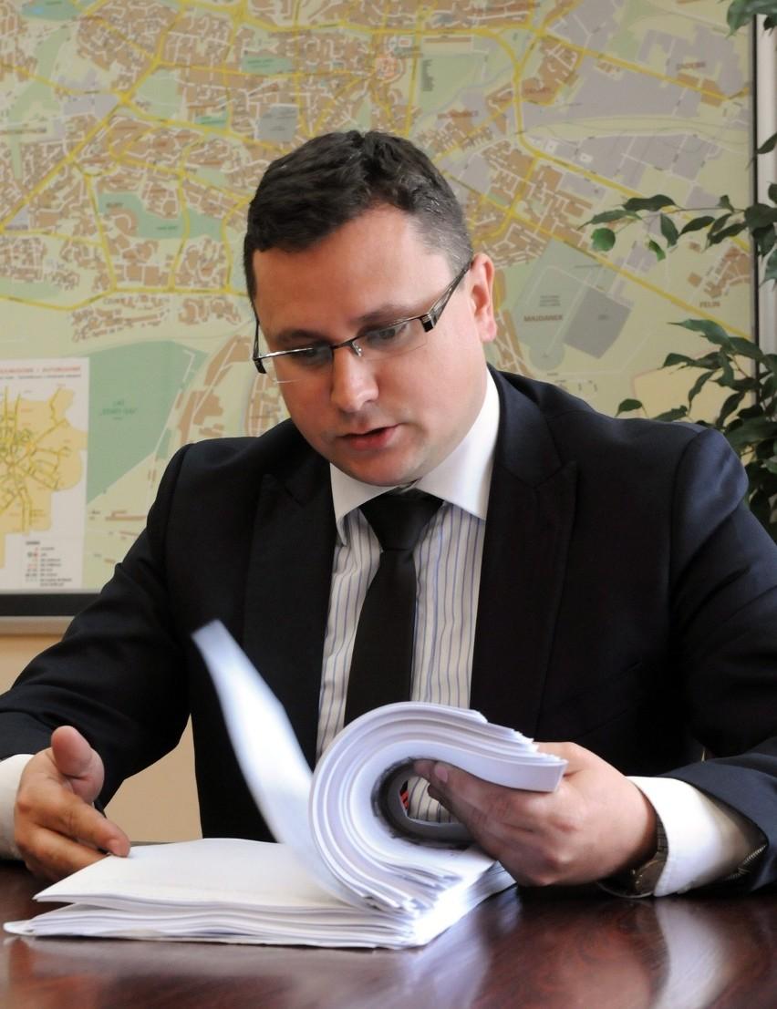 Najlepsze rozwiązania wprowadzimy w życie - obiecuje prezes Tomasz Fulara