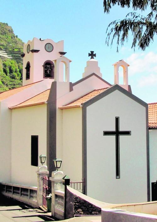 Kościół w Magdalena do Mar