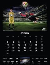 Oto kalendarz Śląska Wrocław. Może być Twój (ZDJĘCIA)