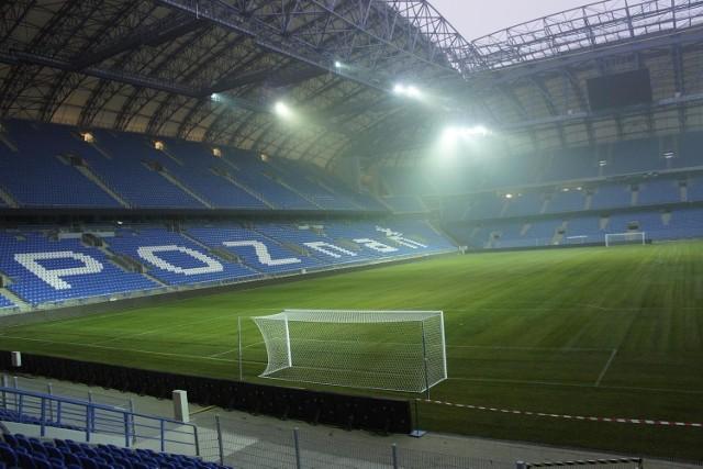 Każdy może wejść na murawę stadionu przy Bułgarskiej
