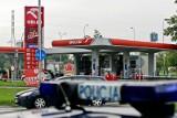 Wrocław: Tragedia na stacji benzynowej (FILM i ZDJĘCIA)