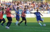 Niezwykły mecz Ruchu Chorzów! Niebiescy strzelili dwa gole w doliczonym czasie gry. Zobaczcie ZDJĘCIA