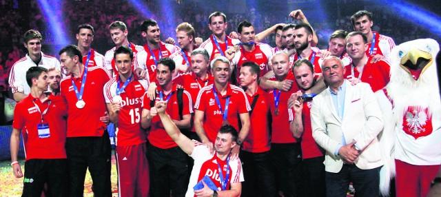 Biało-czerwoni na podium Ligi Światowej