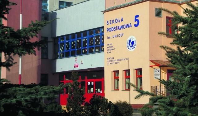 Z początkiem września br.  Szkoła Podstawowa nr 5 ma być częścią Zespołu Szkół nr 3