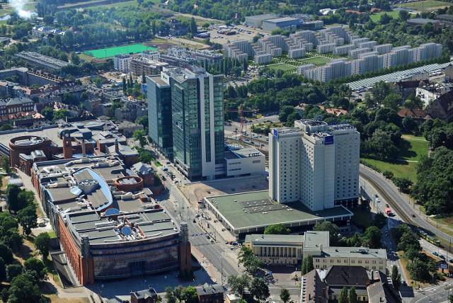 Jedna z propozycji dewelopera zakłada na terenie stadionu Szyca budowę osiedla mieszkaniowego i boisk sportowych