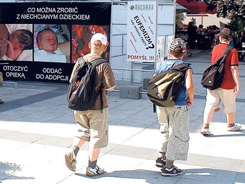 Sąd uznał, że wystawa pokazana latem na bielskim placu Chrobrego siała zgorszenie