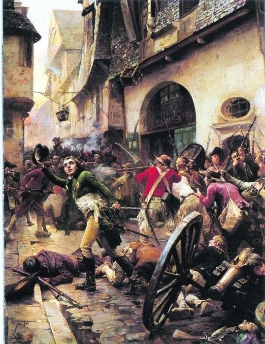 W rojalistycznym powstaniu w Wandei zginęło 100 tys. Francuzów