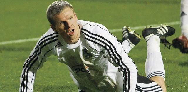 Dawid Nowak w barwach PGE GKS Bełchatów zagrał w 82 meczach w ekstraklasie i zdobył 27 goli