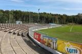Stadion szczecińskiej Arkonii w trakcie remontu. Jak radzi sobie klub? [ZDJECIA]