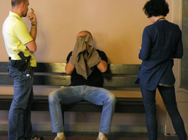 Mariusz T. został zatrzymany w czerwcu 2011 roku. W areszcie spędził kilka miesięcy.