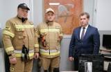 Ochotnicza Straż Pożarna działająca w Międzyborzu ma nowy sprzęt