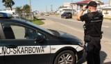 Pościg za kierowcą ulicami Pruszcza. Funkcjonariusze pomorskiej KAS w akcji