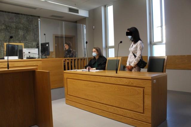 Oskarżona Klaudia B. odpowiada za oszustwo na szkodę ZUS na kwotę 346 tys. zł