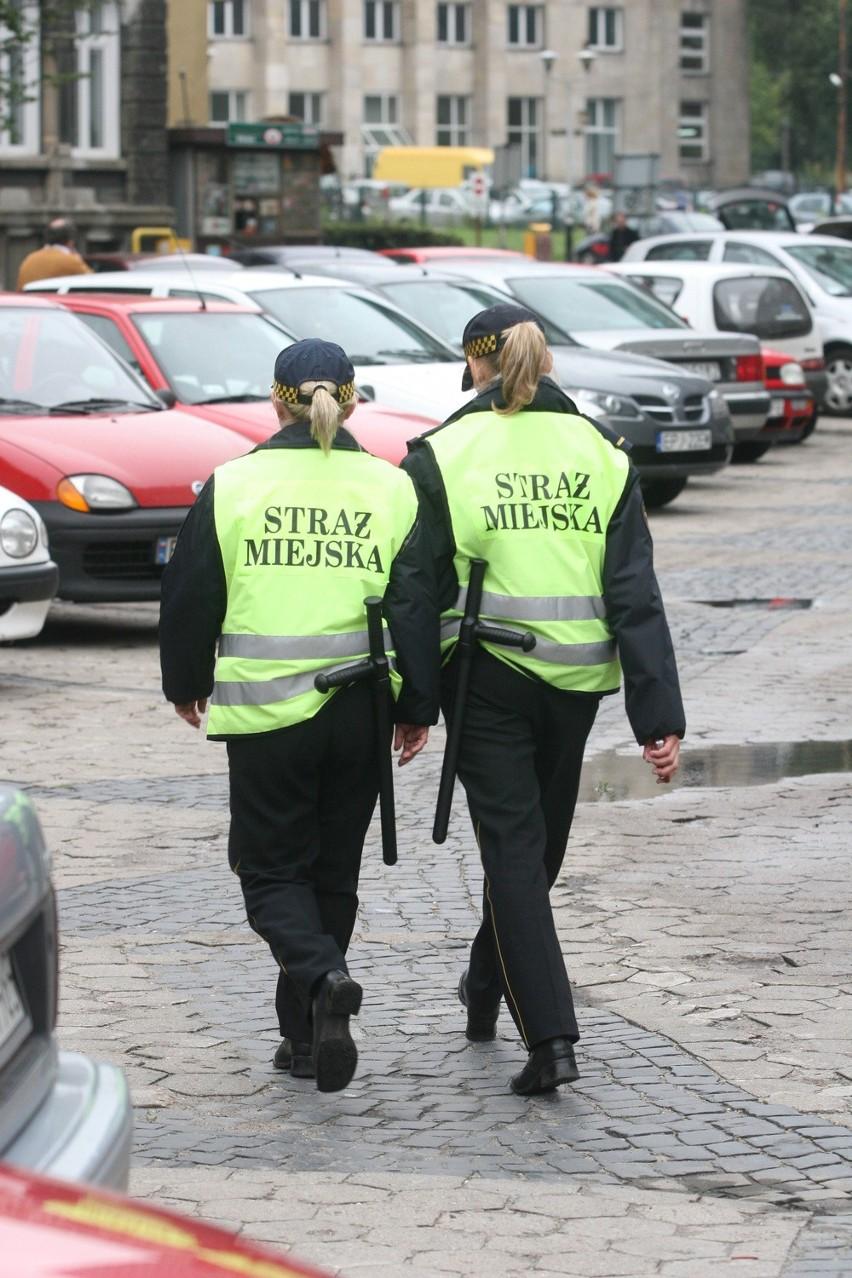 Trwają poszukiwania fałszywych strażników