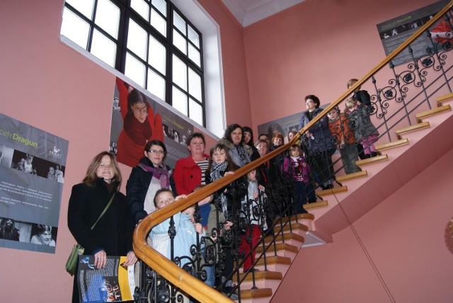 Czytelnicy Kuriera zwiedzili Teatr Andersena