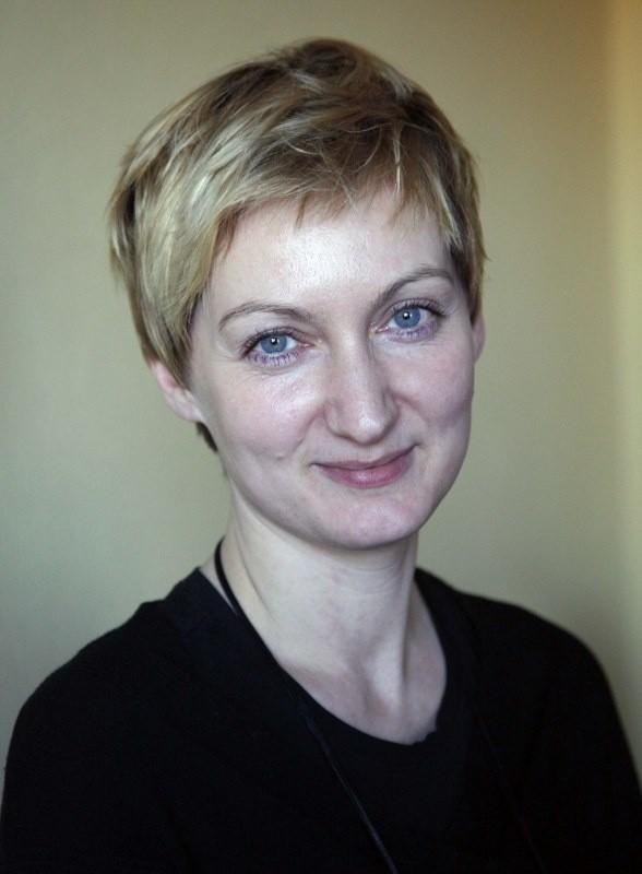 Marta Żbikowska.