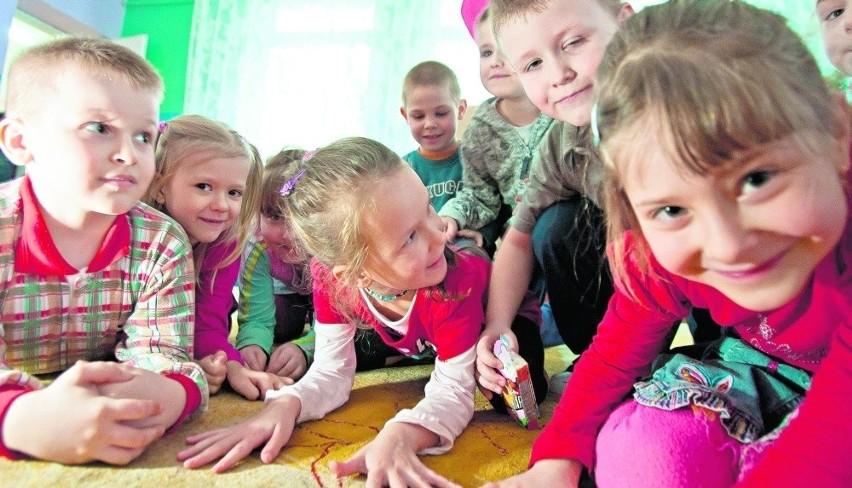 Do 2020 r. opieką przedszkolną ma zostać objętych 95 procent...