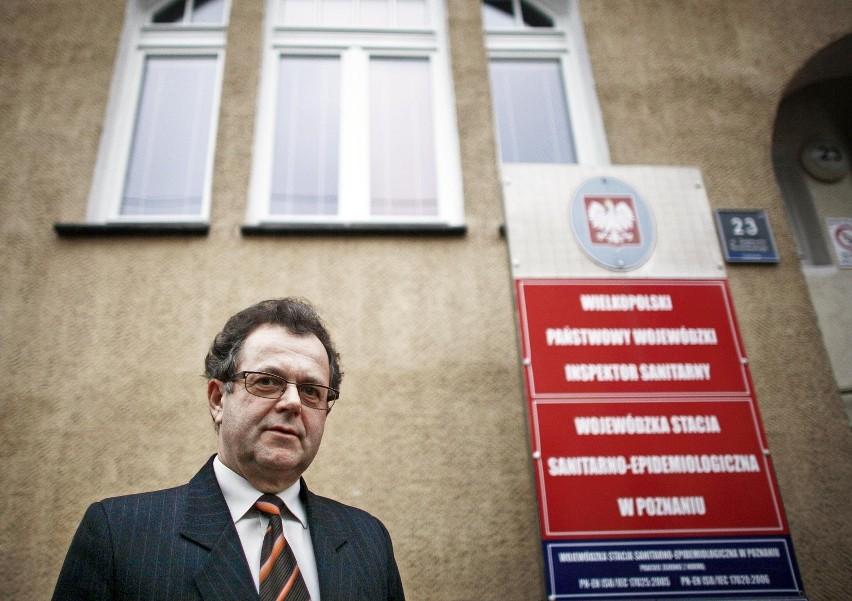Andrzej Trybusz, Wielkopolski Wojewódzki Inspektor Sanitarny