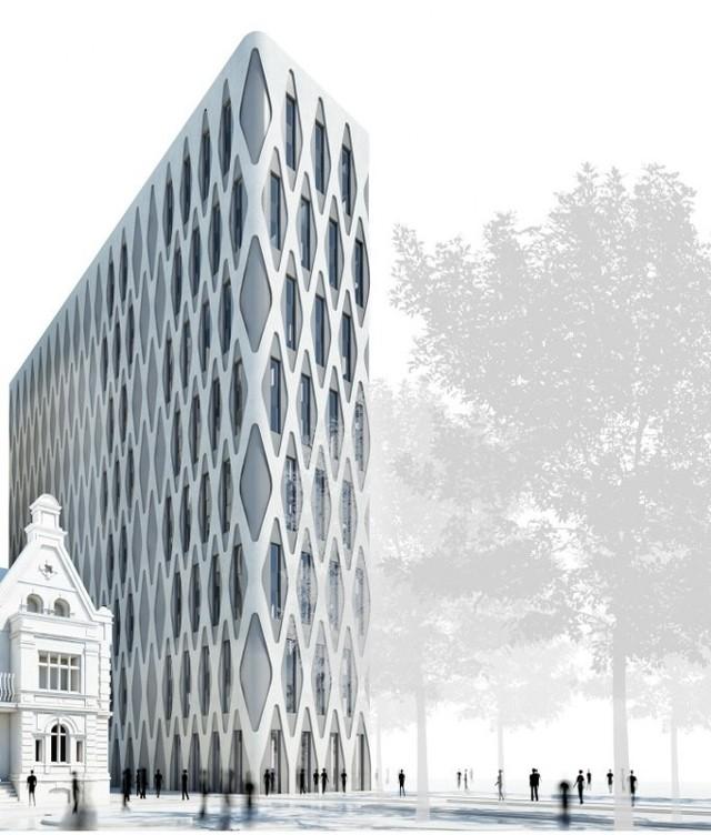 Nobel Tower to inwestycja warta 50 mln złotych