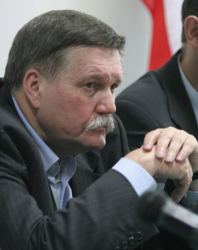 Poseł na Sejm Wacław Martyniuk