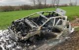 Wypadek na autostradzie A4 niedaleko Strzelec Opolskich. Poszkodowana rodzina, w tym dwoje małych dzieci