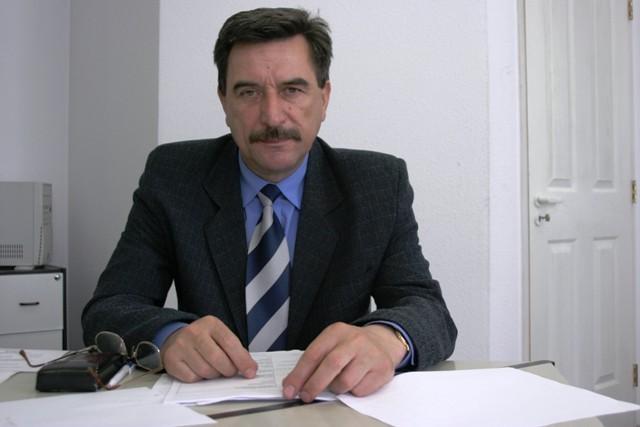 Janusz Kamiński, wójt, Mieleszyn