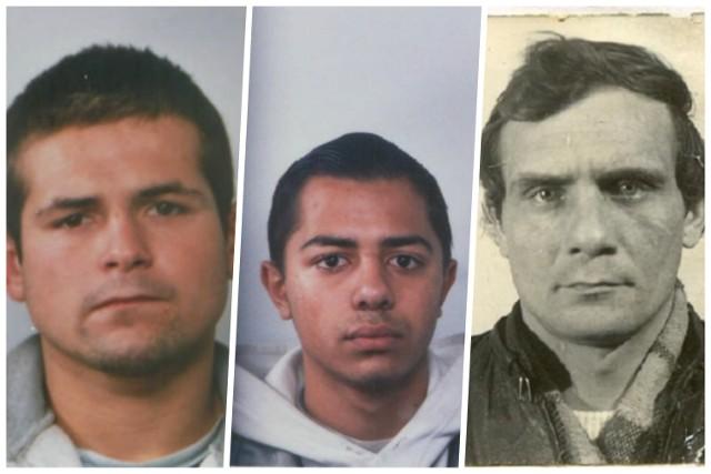 To oni poszukiwani są przez dolnośląską policję. Sprawdź ich rysopisy>>>