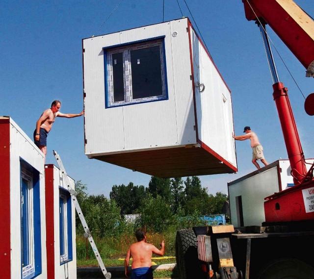 Nowe kontenery zostały już ustawione na osiedlu przy ulicy Kolejowej