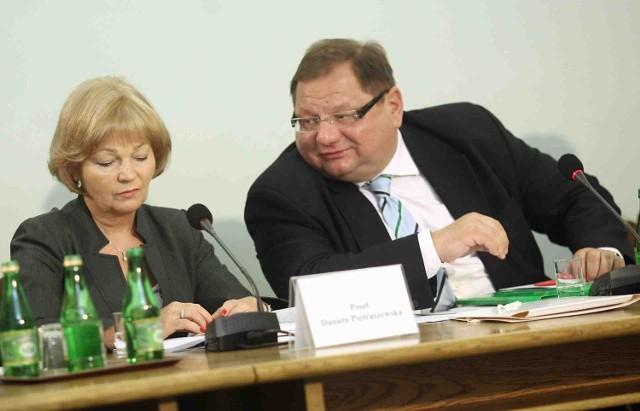 Kolejne posiedzenie komisji będzie w pierwszej połowie maja