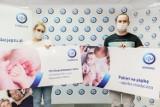 Pięcioraczki z Gniezna ze wsparciem ze strony PZU