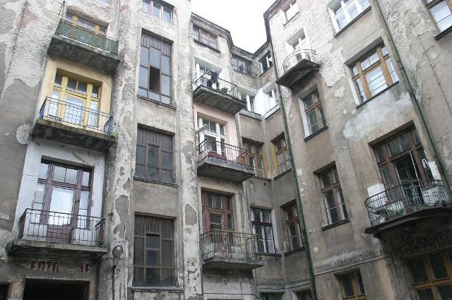 Łódź chce sprzedać długi czynszowe lokatorów mieszkań komunalnych
