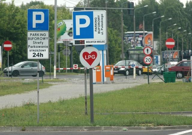 Na parkingu przy Pułaskiego będą parkowali mieszkańcy