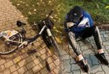 Bydgoszcz. Nastolatek ukradł i zniszczył rower aglomeracyjny. Sprawa trafi do sądu [zdjęcia]