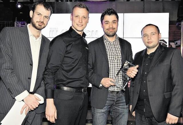 Projekt  autorstwa pracowników trzech poznańskich firm MOOV, Media Concept oraz Just został najwyżej oceniony podczas w Amsterdamie