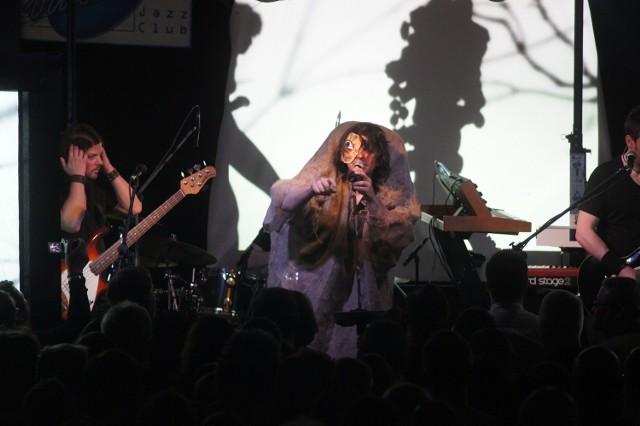 Grupa RPWL podczas koncertu w poznańskim klubie Blue Note